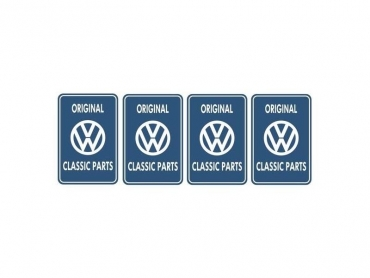 Dekal Original Classic Parts, 4-pack